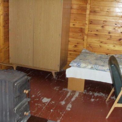 Ubytování v chatě Lipno